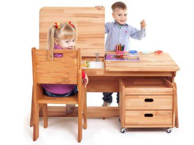 Biurka dziecięce Ecodesk