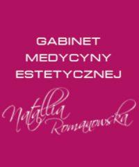 Specjalistyczny gabinet medycyny estetycznej Natalia Romanowska