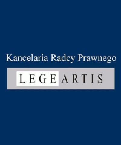 Kancelaria Radcy Prawnego LEGE ARTIS Norbert Januszko