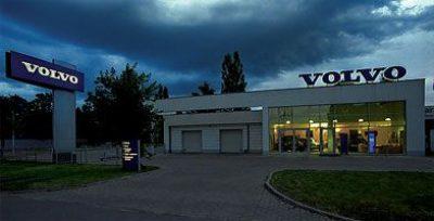 Salon Nord Auto Volvo Białystok