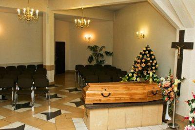 Kaplica Zakładu Pogrzebowego A. Szmurło Białystok